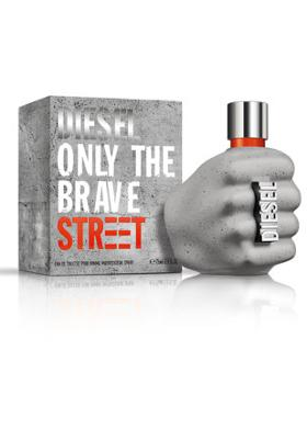 Diesel Only The Brave Street Edt 75 ml Erkek Parfüm