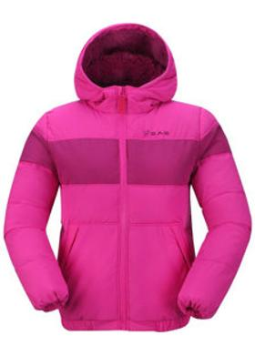 2AS 2As Aneto Kıds Jacket Outdoor Montu W17W050002PNK