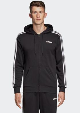 Adidas Essentials 3-Stripes Zip Ceket