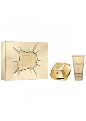 Paco Rabanne Lady Million Bayan Edp 80 + Body Lotion 100 M