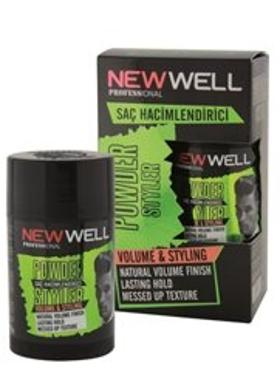 New Well Powder Styler Saç Hacimlendirici 20 Gr