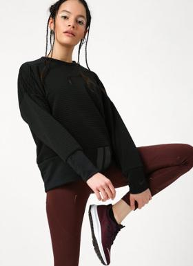 Vans Nike Dri-Fit Long Sleeve Training Sweatshirt