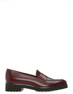 LUCA GROSSI Bordo Loafer
