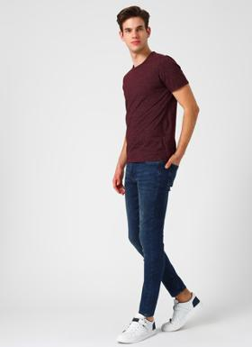 Lee Cooper Lacivert Denim Pantolon