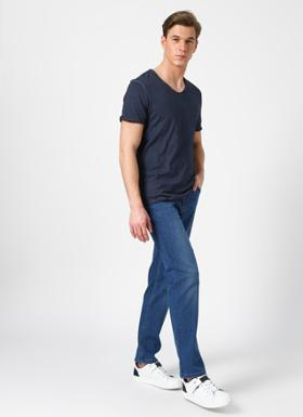 Lee Cooper İndigo Denim Pantolon