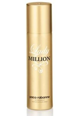 Paco Rabanne Lady Million Deo Spray 150ML Kadın Deodorant