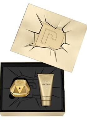 Paco Rabanne Lady Million Edp 80+Body Lotion 100 Ml Kadin Parfüm Set