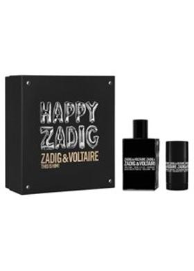 ZADIG & VOLTAIRE This is Him Set100 Ml+Deostick 75 Ml Erkek Parfüm Set