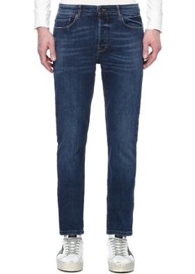 ZADIG & VOLTAIRE David Old Lacivert Normal Bel Jean Pantolon