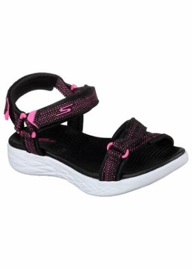 Skechers ON-THE-GO 600- LIL RADIANT KIZ ÇOCUK SANDALET