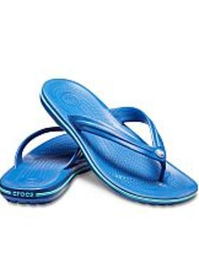 Crocs Crocband Flip - Blue Jean-Pool