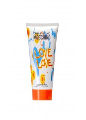 Moschino Moschıno I Love Loveperfumed Body Lotıon 200Ml