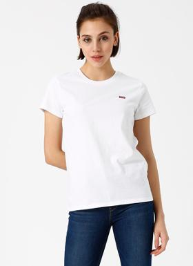 Levi's Perfect Tee White Cn100Xx T-Shirt