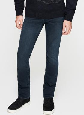 Mavi Marcus Black Denim Pantolon
