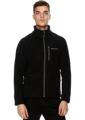 Columbia Ae3039 Fast Trek™ II Full Zip Fleece Polar Sweatshırt