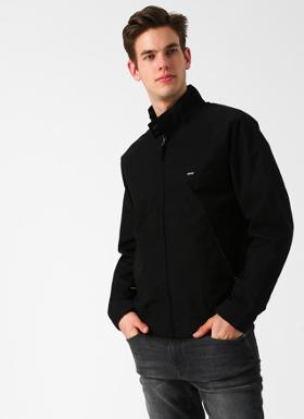 Levi's Harrington Jacket Black Mont