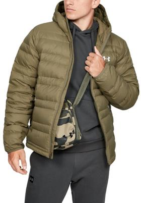 Under Armour Armour Down Hooded Jkt Mont