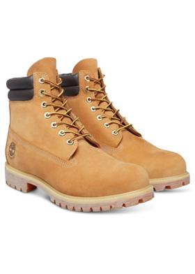 Timberland Tb0735402311 6 İn Double Collar Bot