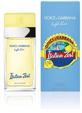 Dolce & Gabbana Light Blue Italian Zest Edt 100 ml Kadın Parfüm