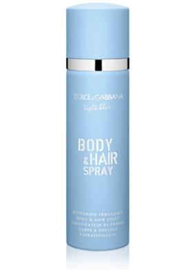 Dolce & Gabbana Light Blue Body&Hair Spray 100 ml Parfüm