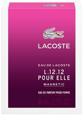 Lacoste Our Elle Magnetic Edp 80 ml Kadın Parfüm