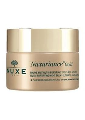 Nuxe NUXE Nuxuriance Gold Nutri-Fortifying Night Balm 50 ml - Gece Kremi