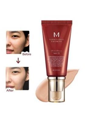 Missha M Perfect Cover Bb Cream No: 21