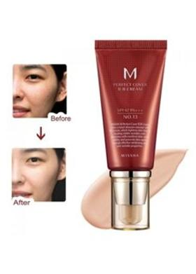 Missha M Perfect Cover Bb Cream No: 13