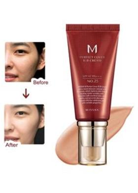 Missha M Perfect Cover Bb Cream No: 25