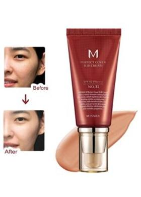 Missha M Perfect Cover Bb Cream No: 31