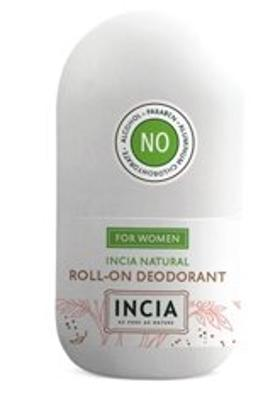 Incia INCIA Natural Roll-On Deodorant For Women 50 ml - Bayan