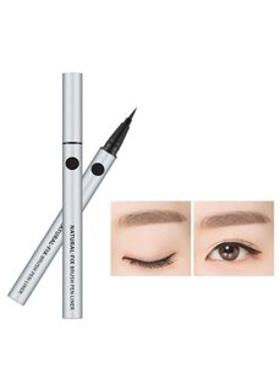 Missha Natural Fix Brush Pen Liner (Black)