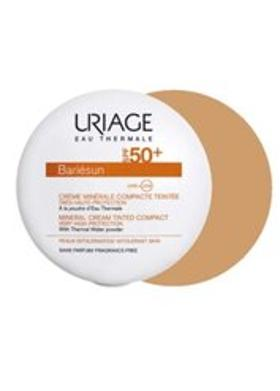 Uriage Bariesun SPF50+ Mineral Cream Tinted Compact Golden Tint 10g