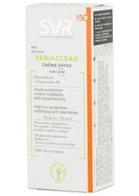 SVR Sebiaclear SPF50 Cream 50ml