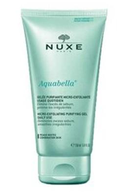 Nuxe NUXE Aquabella Micro Exfoliating Purifying Gel Daily Use 150 ml - Arındırıcı Jel - Karma Ciltler