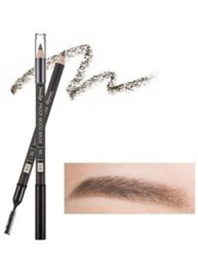 Missha Smudge Proof Wood Brow (Dark Brown)