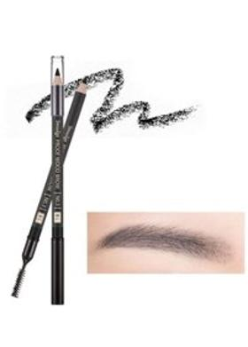 Missha Smudge Proof Wood Brow (Black)