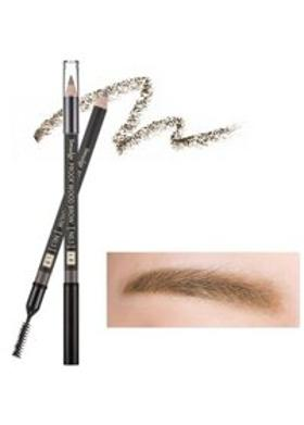 Missha Smudge Proof Wood Brow (Light Brown)