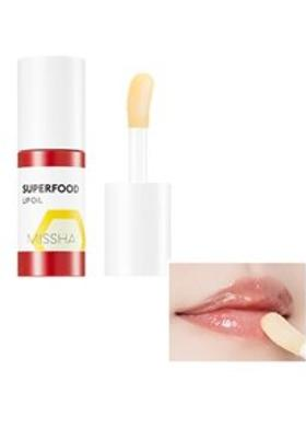 Missha Super Food Lip Oil Honey