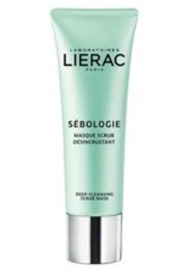 Lierac Lierac Sebologie Deep-Cleansing Scrub Mask 50ml