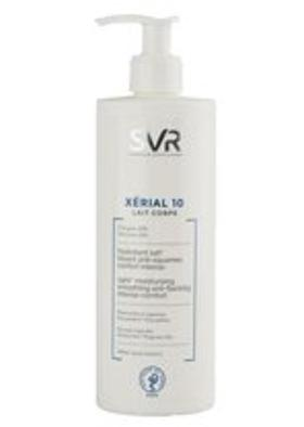 SVR Xerial 10 Body Lotion 400ml