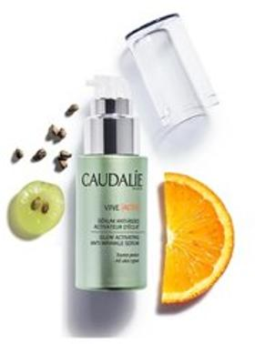 Caudalie Caudalie Vineactiv Glow Activating Anti Wrinkle Serum 30ml