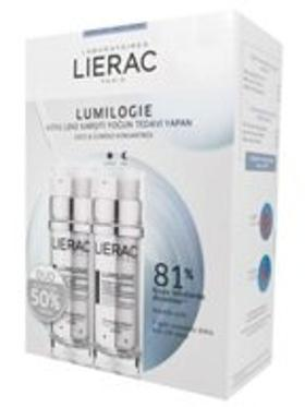 Lierac Lumilogie Double Concentrate DUO 4x15ml Set
