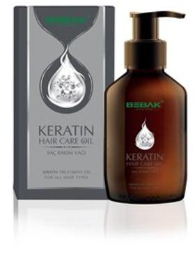 Bebak Bebak Keratin Hair Care Oil 100ml