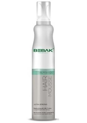 Bebak Bebak Hair Mousse 200ml