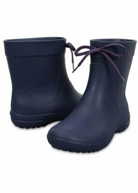 Crocs FREESAIL SHORTY RAINBOOT Saks Kadın Bot
