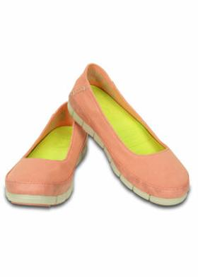 Crocs STRETCH SOLE FLAT WOMEN'S KAVUN ICI Kadın Babet