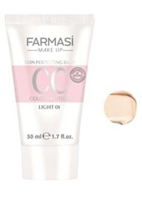 Farmasi Cc All İn One Krem Açık-50Ml