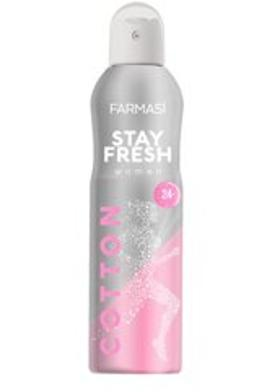 Farmasi Stay Fresh Cotton Deodorant Kadın-150Ml