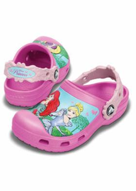 Crocs CREATIVE MAGICAL DAY PRIN Pembe Kadın Terlik
